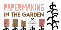 Chicago(25June2016)Logan Square, Altgeld Sawyer Corner Garden, Logan Square Arts Festival, Papermaking in the Garden, Melissa Potter, Maggie Puckett