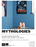 Mythologies-Digital sign