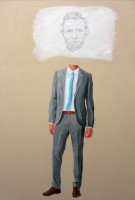 Lincoln For J. Crew, 40 X 30 inches