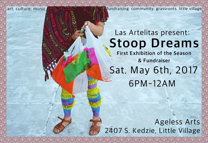Stoop dreams for Ageless arts tattoo