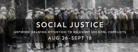 Chicago (26 August 2016) West Town, Galerie F, Social Justice