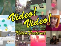 Chicago(19 August 2016) Logan Square, Comfort Station Logan Square, DAY 3, Video! Video! Video Festival