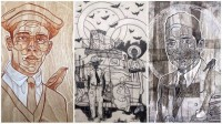 Chicago(5 August 2016) Grand Boulevard, Blanc Gallery, The Great Migration In Three Movements, David Anthony