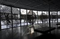 Nnenna Okore, Onwa N'etilu Ora, 2013 - 2015, Installation view.