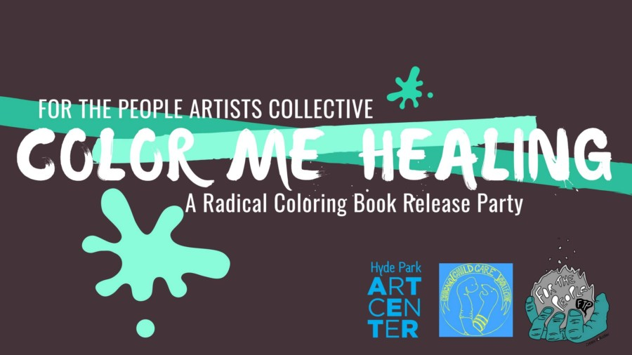 Color Me Healing: A Radical Coloring Book
