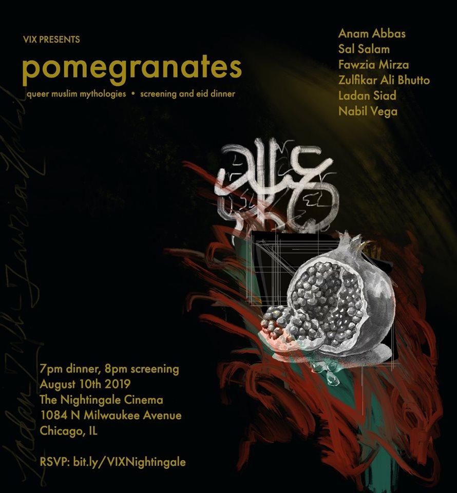 VIX: Pomegranates
